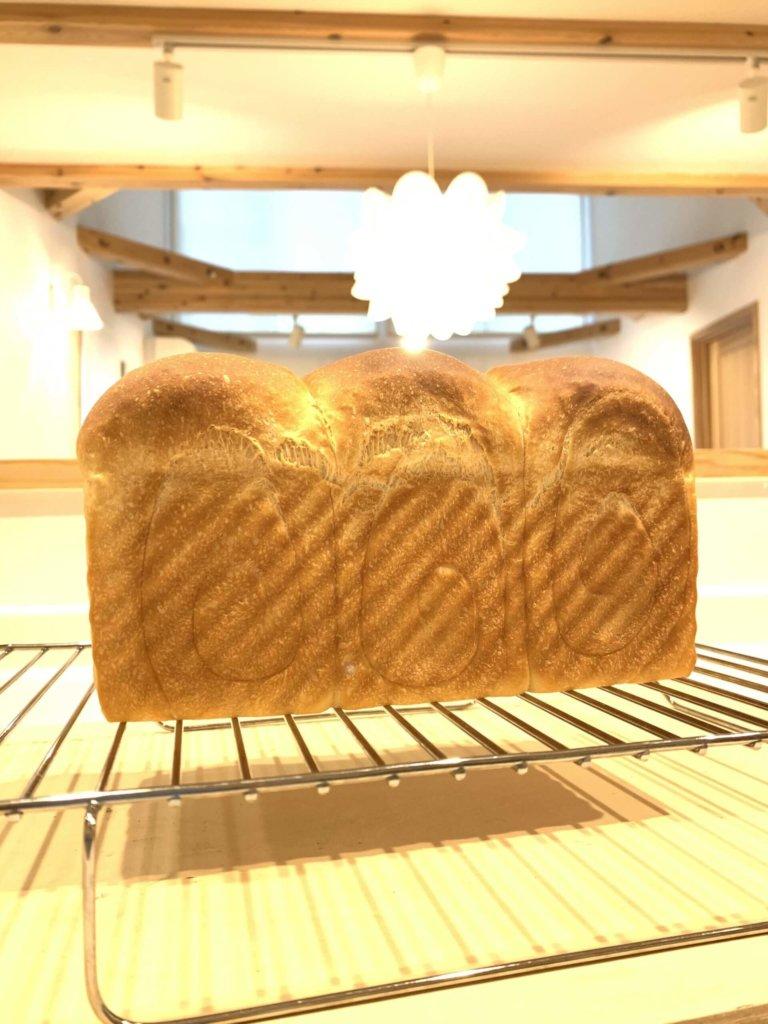 久しぶりに山食を焼いてみた!バター多めのちょっとリッチな山食レシピのご紹介